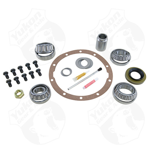 Yukon Master Overhaul Kit For 85 And Down Toyota 8 Inch Or Any Year With Aftermarket Ring And Pinion Crush Sleeve Eliminator Yukon Gear & Axle - YK T8-A-SPC