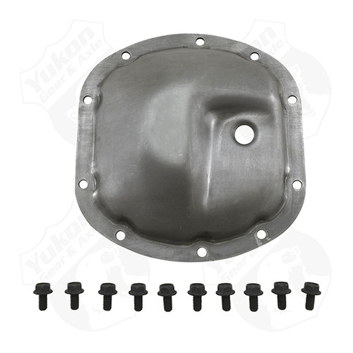 Steel Cover For Dana 30 Reverse Rotation Front Yukon Gear & Axle - YP C5-D30-REV