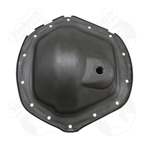 Steel Cover For Chrysler And GM 11.5 Inch W/O Fill Plug Yukon Gear & Axle - YP C5-GM11.5