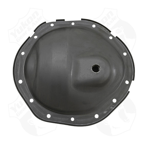 Steel Cover For GM 9.5 Inch Threaded For Fill Plug Plug Not Included Yukon Gear & Axle - YP C5-GM9.5