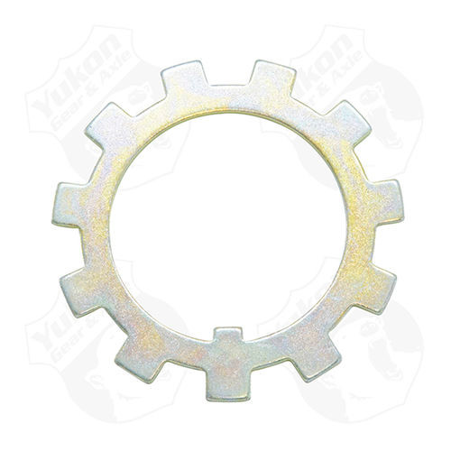 Spindle Nut Retainer Washer For Dana 60 & 70 2.020 Inch O.D 11 Outer TABS Yukon Gear & Axle - YSPSP-033-FDHC