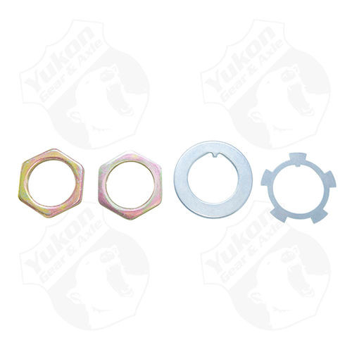 Spindle Nut Kit For Toyota Front Yukon Gear & Axle - YSPSP-040-FDHC