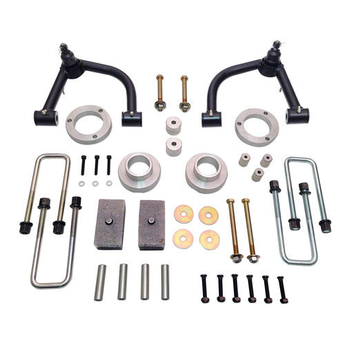 4 Inch Lift Kit 05-19 Toyota Tacoma 4x4 & PreRunner Excludes TRD Pro Tuff Country - 54905-BKFW