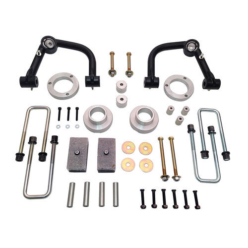 4 Inch Lift Kit 05-19 Toyota Tacoma 4x4 & PreRunner Uni-Ball Lift Kit Excludes TRD Pro Tuff Country - 54910-BKFW