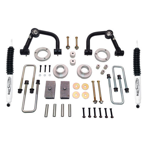 4 Inch Lift Kit 05-19 Toyota Tacoma 4x4 & PreRunner Uni-Ball Lift Kit w/ SX6000 Shocks Excludes TRD Pro Tuff Country - 54910KH-BKFW