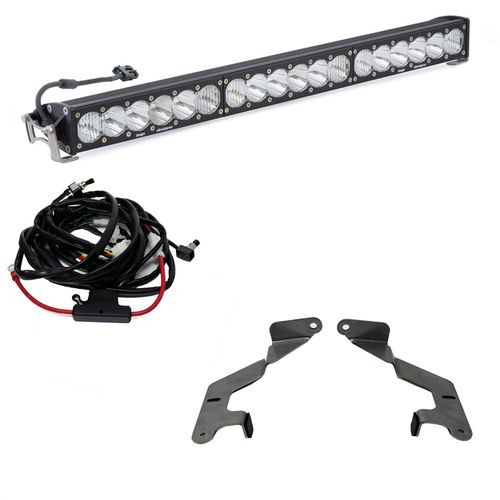 Tundra 30 Inch Grill LED Light Bar For 14-On Toyota Tundra OnX6+ Kit Baja Designs - 447161