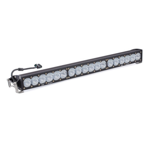 30 Inch LED Light Bar Wide Driving Pattern OnX6 Series Baja Designs - 453004