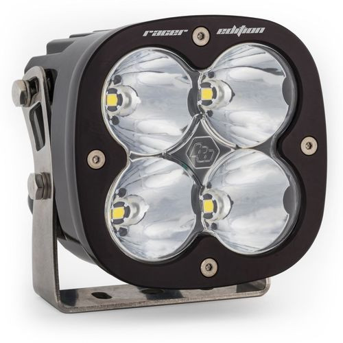 LED Light Pods Clear Lens Spot Each XL Racer Edition Sport High Speed Baja Designs - 680002