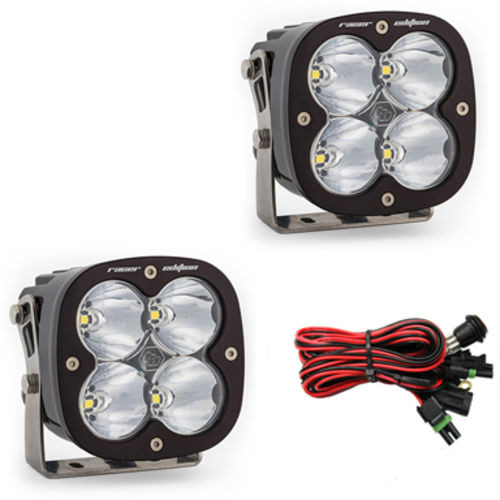 LED Light Pods High Speed Spot Pair XL Racer Edition Baja Designs - 687802