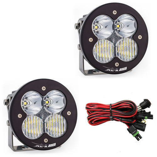 LED Light Pods Driving Combo Pattern Pair XL R 80 Series Baja Designs - 767803
