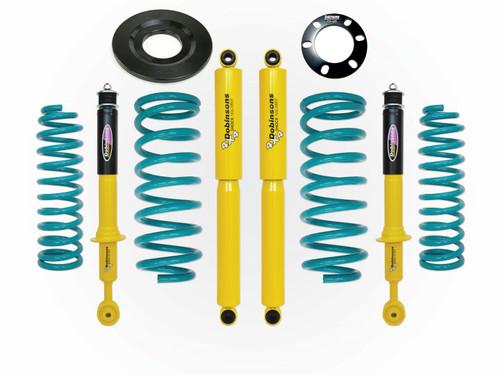 "Dobinsons 1"" to 3.5"" Lift Kit for Toyota LandCruiser Prado 150 2010-20 - W/KDSS"