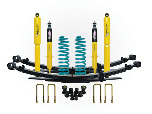 """Dobinsons 0.5"""" to 1.5"""" Suspension Kit for Nissan Navara/Frontier D23, NP300 08/2014 on"""