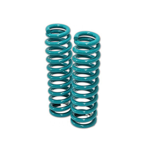 Dobinsons Front Coil Springs for Toyota Land Cruiser 70 Series 1990- 1993 and 70 series prado 1987-1996 60mm Lift with 0-110LBS Load(C59-244)