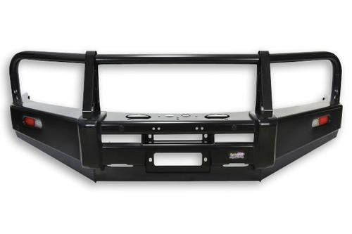 Dobinsons 4x4 Classic Black Bullbar for Toyota Land Cruiser Prado 150 Series 2009 to 2013 (Early Release Models) (BU59-3512)