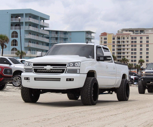 2003-2007 Chevy 2500/3500 Front Bumper SS Series