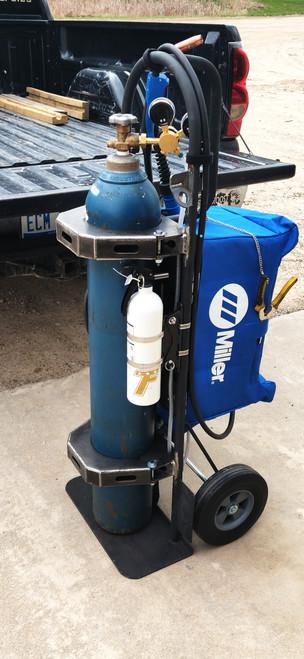 Weld It Yourself DIY Mobile Welding MIG Cart Kit