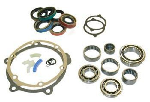 NP242 Transfer Case Rebuild Kit W/BD50-8 Input Bearing G2 Axle and Gear - 37-242