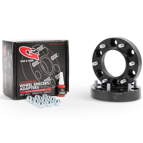Wheel Spacer 6X5.5 1.25 In 6X5.5 Toyota 1.25 In Thick G2 Axle and Gear - 93-83-125T