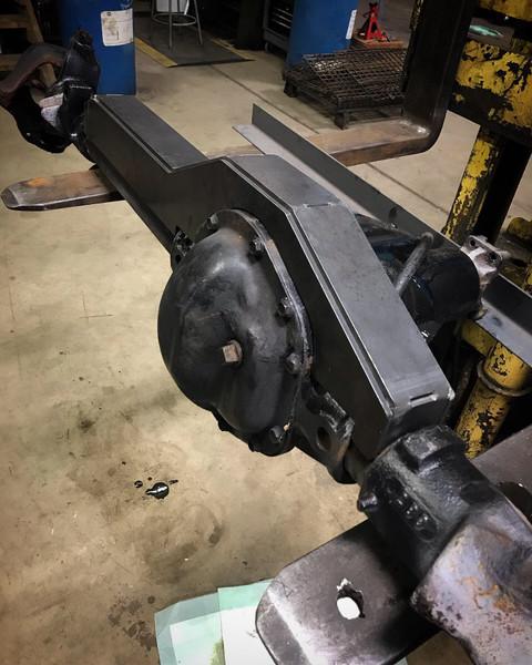Dana 44 Ford Builder's Truss