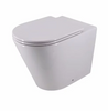 Harmony Bassini Inwall Toilet Suite Pan & Cistern Buttons Extra