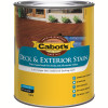 Cabots 1L October Brown Water Based Deck & Exterior Timber Stain
