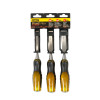 Stanley FatMax 3-Piece Wood Chisel Set 16-970