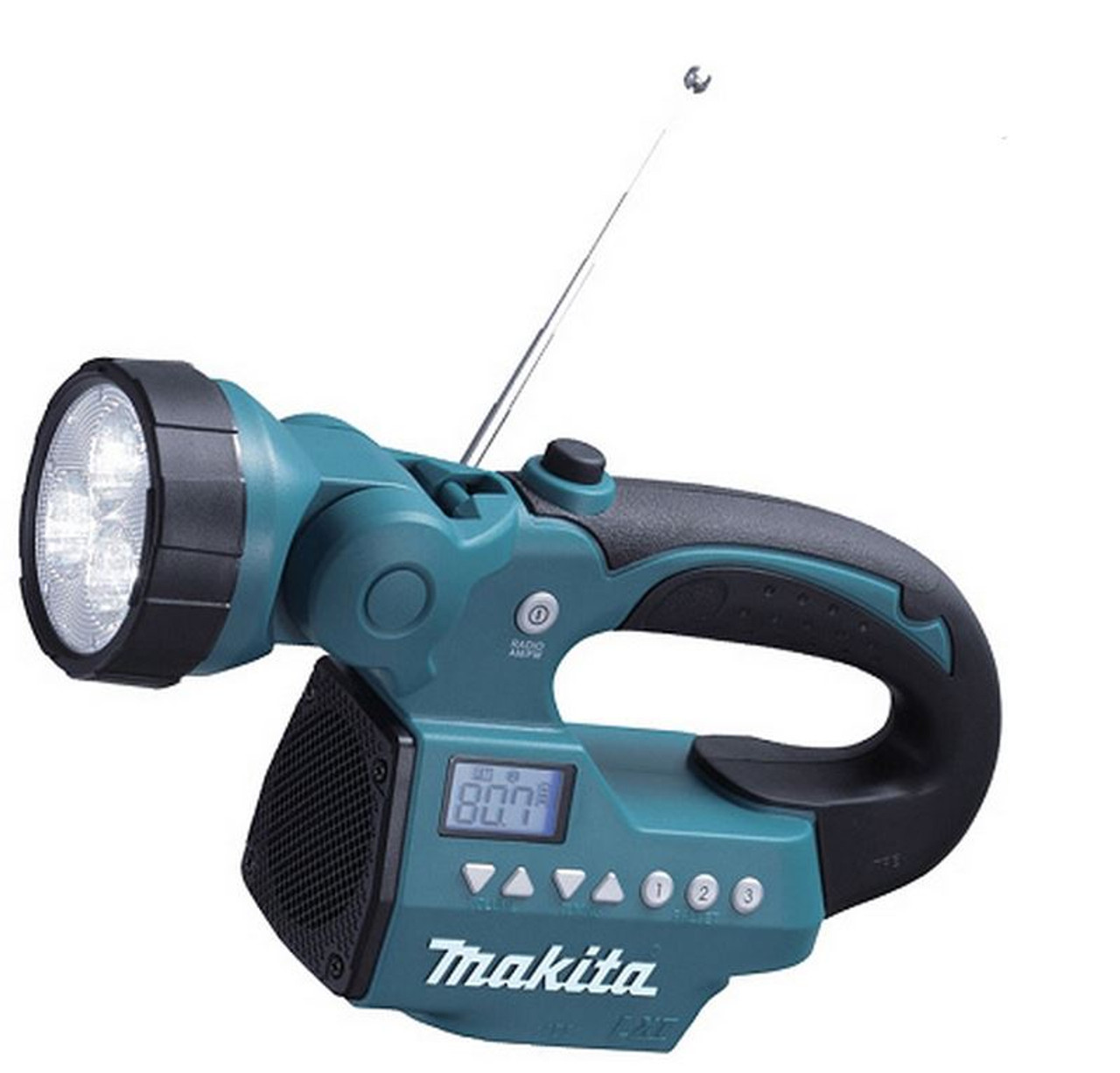 Makita Mobile Job Site Torch Radio, Li-Ion BMR050