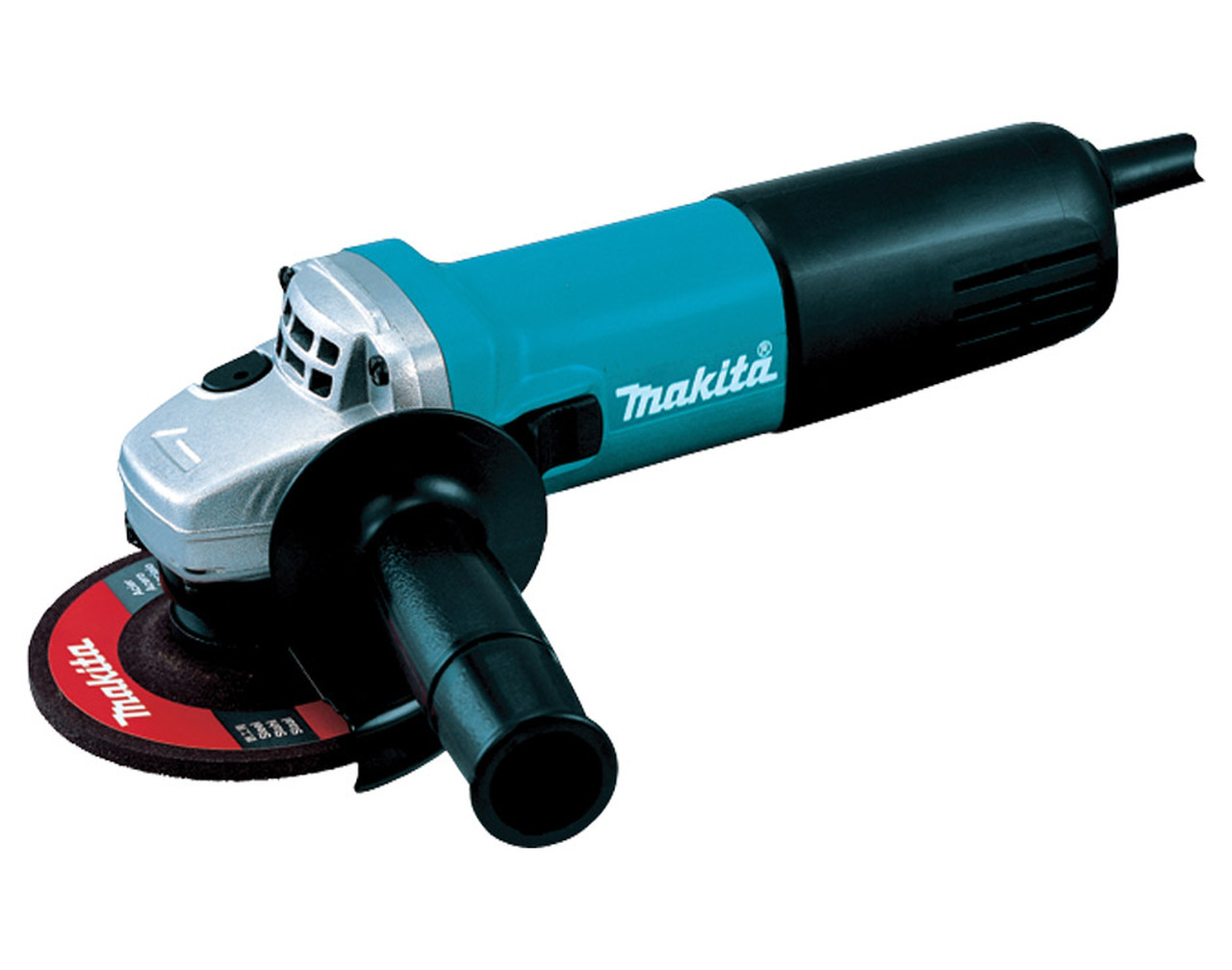 """Makita Angle Grinder, 115mm (4.5""""), 840W, Side Switch 9557NB"""