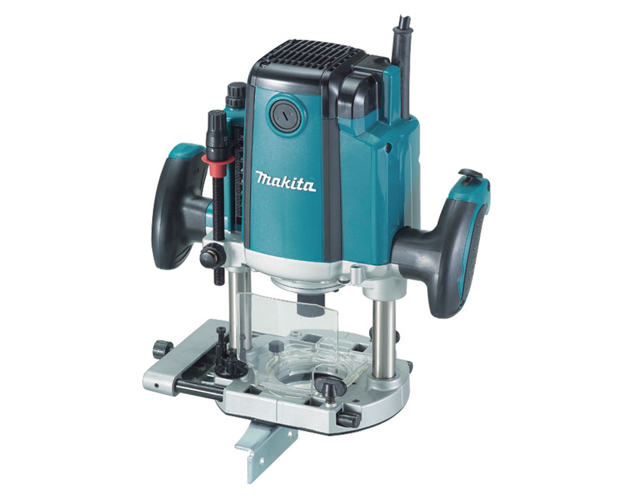 """Makita Electronic Plunge Router, 1/2"""", 1850W RP1800"""