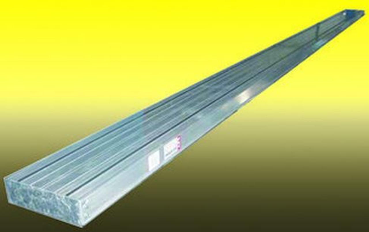 Indalex Plank Aluminium 225kg 225x60mm 4M AP4