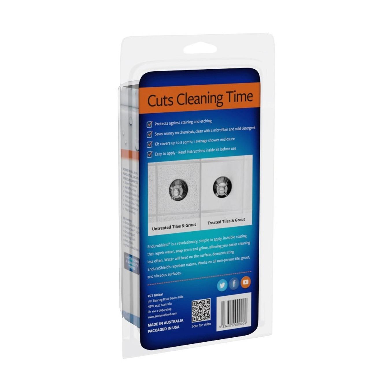 DTA Enduroshield Tile & Grout Protector 500ml Kit EST500