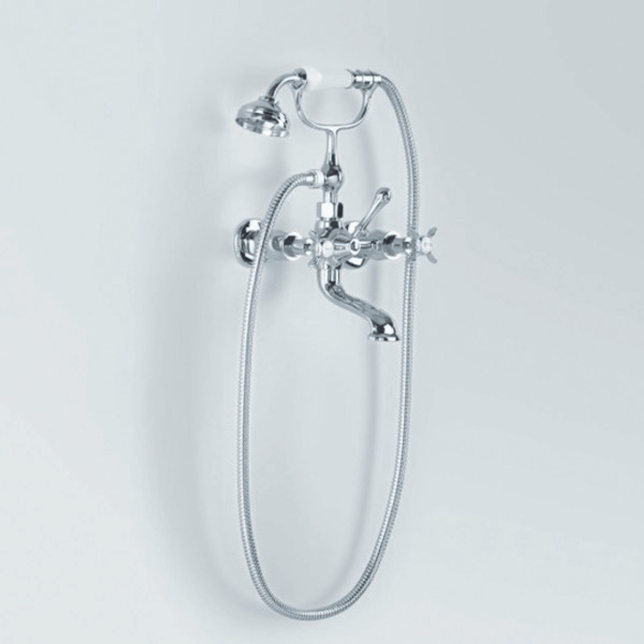 Astra Walker Olde English Bath Mixer With Handshower A51.20C