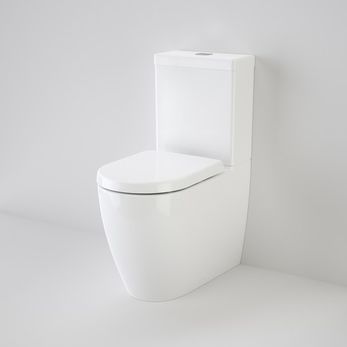 Caroma Urbane back to wall Toilet Suite 743500W