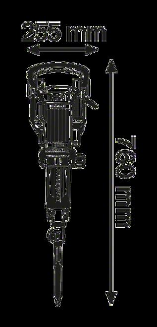 Bosch Demolition Hammer GSH16-30