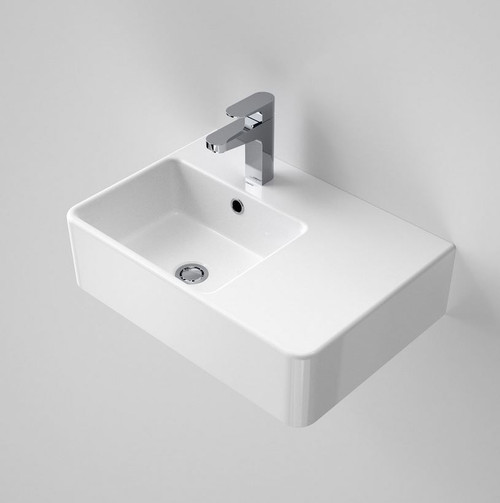Caroma Cube Extension Wall Basin 864215W