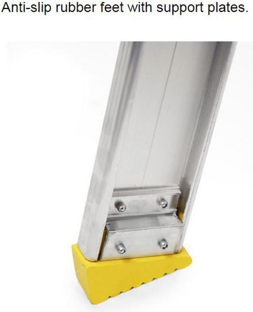 Bailey Single Ladder Aluminium 150kg 4.27m BMKS14 FS20286