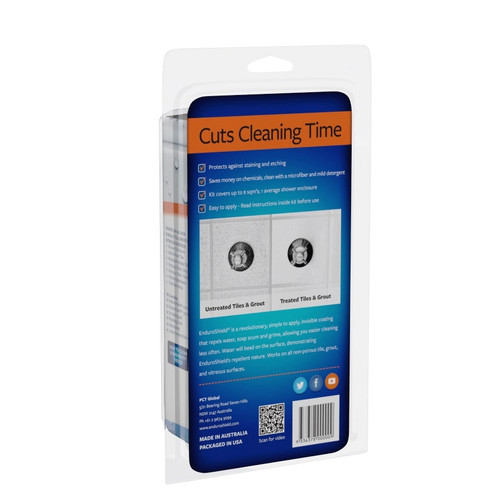 DTA Enduroshield Tile & Grout Protector 125ml Kit EST