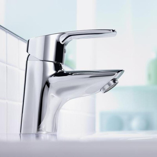 Hansa Polo Neu Basin Mixer Chrome 514222730037