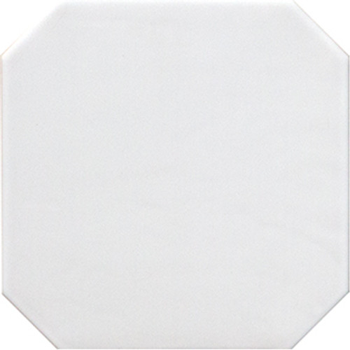 Ace Tiles 200x200 Octagon Matt Blanco Floor Tile AC-03201A 25 Pack
