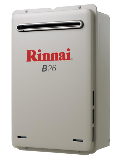 Rinnai Hws Nat 26L Builders Un Set 60 B26N60A