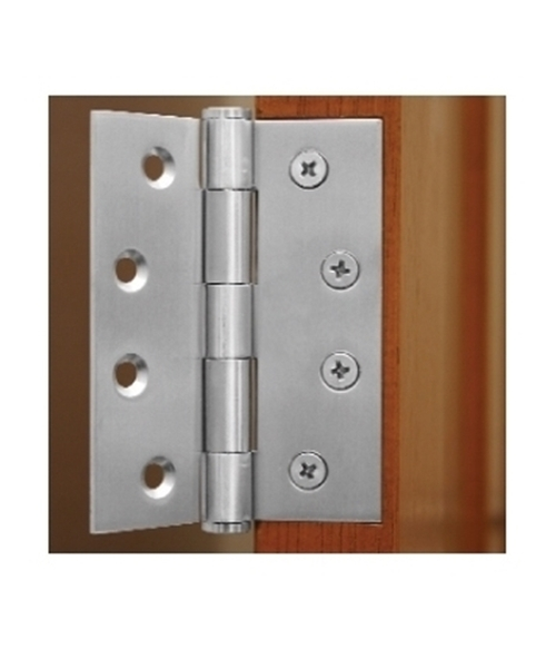 Austyle Hinge Butt Sss 304 F/P 100x 75x2.5 & Screws 45108 Pair