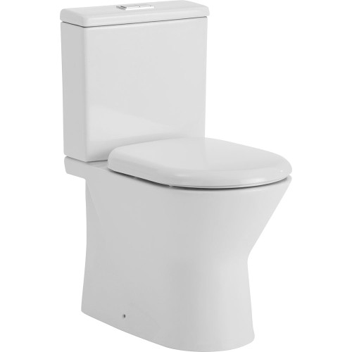 Fienza Ella Back-to-Wall Rimless Toilet Suite