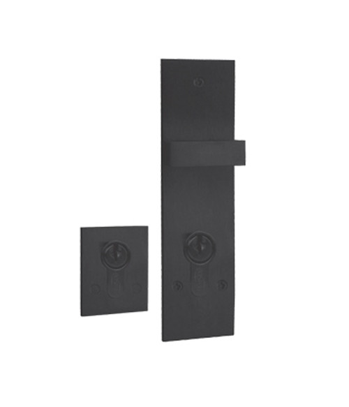 Austyle Back to Back Pull Handle Black 53888