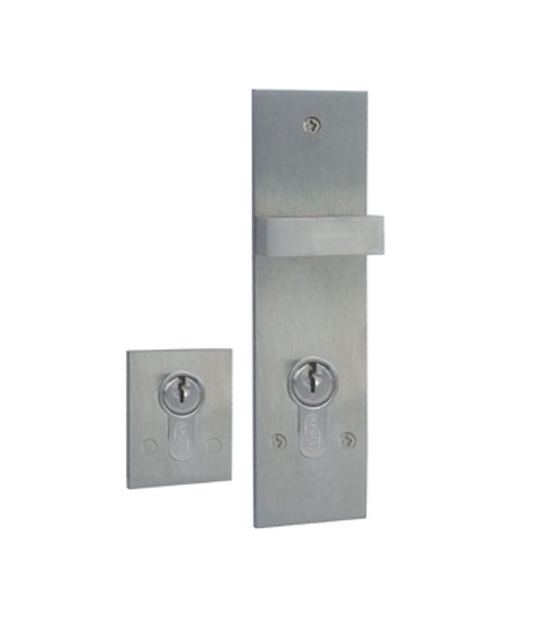 Austyle Back to Back Pull Handle Satin Stainless Steel EH Range 4