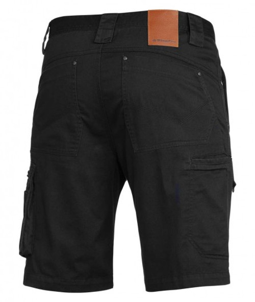 KingGee K17340 Tradie Summer Shorts Black