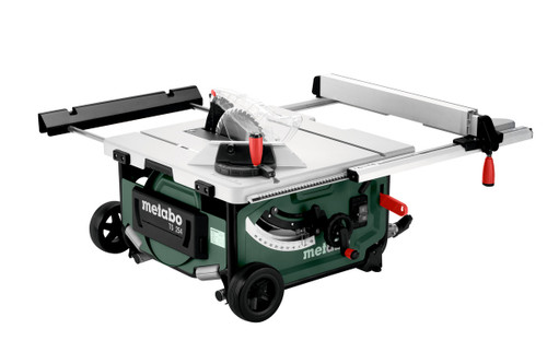 Metabo 2000w 254mm Table Saw TS 254 600668190