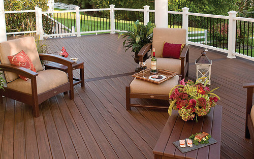 Trex Transcend 140x025 Decking Square 5.48m