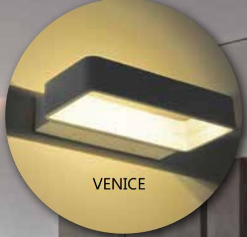CLA Led Interior Wall Lamp 4W 420Lm Non-Dimmab VENICE