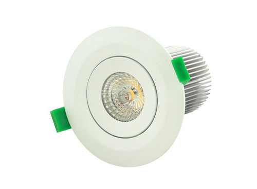 Domus Ev-Dlk13-WW Led Downlight 13W W/W Tilt 20500