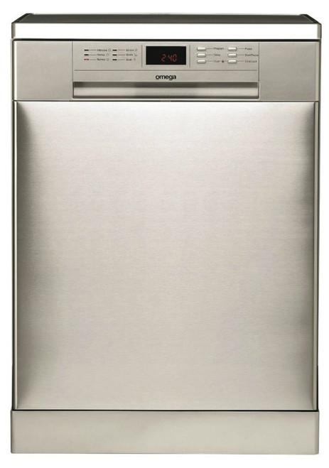 OMEGA Stainless Steel Freestanding Dishwasher ODW702XB